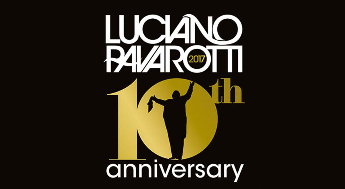 Luciano Pavarotti concerto tributo 10 anni Verona