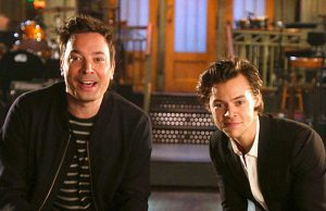 Harry Styles Jimmi Fallon