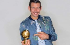 TIM MTV Awards 2017 Francesco Gabbani
