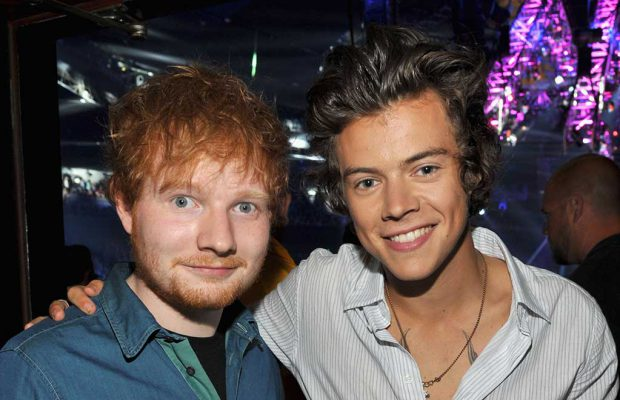 Harry Styles Ed Sheeran