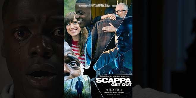 Scappa locandina film