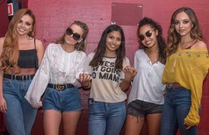 Little Mix Forum Meet And Greet Milano 2017