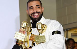Drake Billboard Music Awards 2017