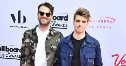 The Chainsmokers Billboard Music Awards 2017