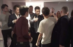 One Direction X factor UK per Louis Tomlinson