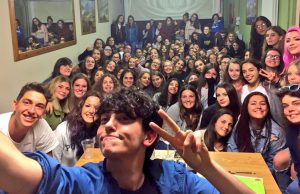 Anime di Carta Summer Camp 2017 Michele Bravi