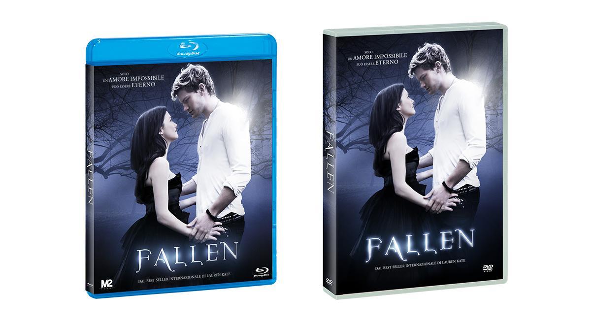 Fallen DVD Blu-ray