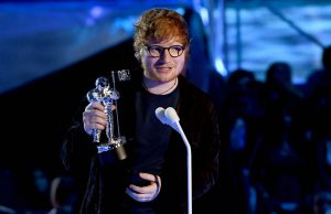 Ed Sheeran MTV VMAs 2017