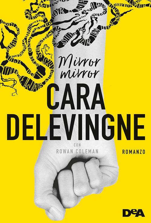Mirror Mirror copertina libro Cara Delevingne