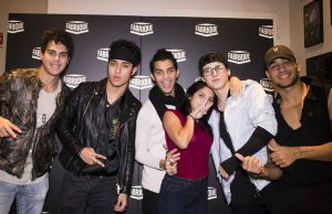 CNCO foto Meet And Greet Italia 2017
