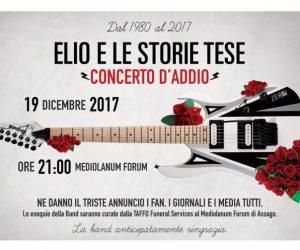 Elio e le storie tese concerto Milano