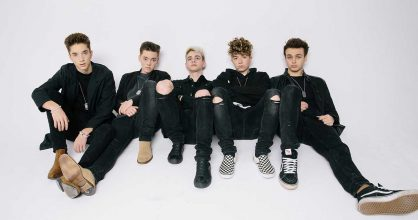 Why Don't We foto band