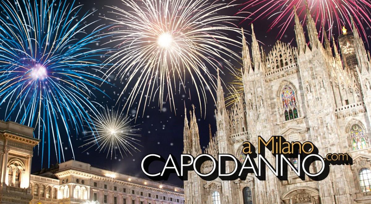 Capodanno Milano 2018