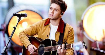 Niall Horan Today Show 2017