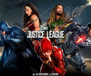 gioco justice league UCI Cinemas