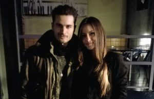 Michael Malarkey foto Meet And Greet Milano 2017