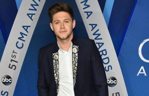 Niall Horan CMA Awards 2017