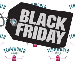 Black Friday 2017 Team World Shop