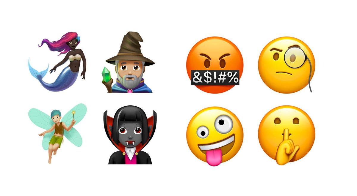 nuove emoji iphone