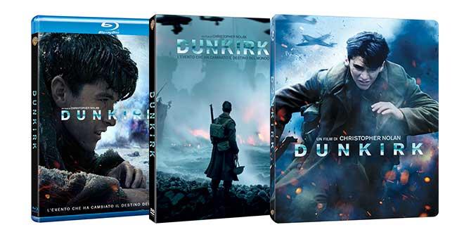 Dunkirk film Blu-ray Amazon
