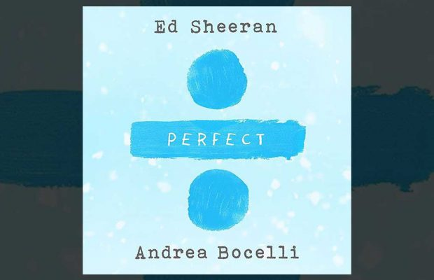 Ed sheeran canta in italiano con andrea bocelli per perfect symphony - Dive testo ed sheeran ...