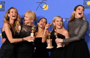 Big Little Lies Golden Globe 2018