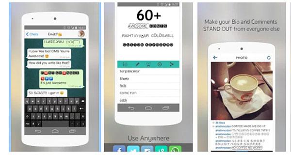 Font Changer App Google Play