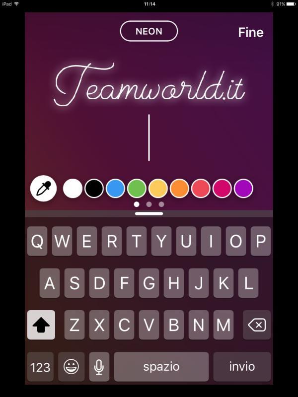 Come cambiare font Instagram nelle Storie, bio, post e commenti