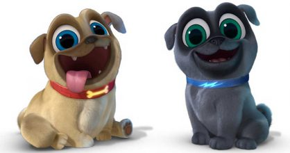 Puppy Dog Pals serie tv Disney Channel
