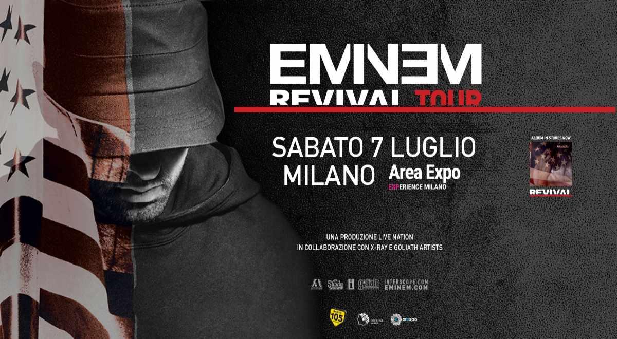 Eminem World Tour