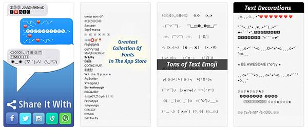 App Fonts iOS free
