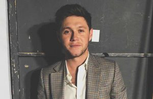 Niall Horan Paul Smith Parigi
