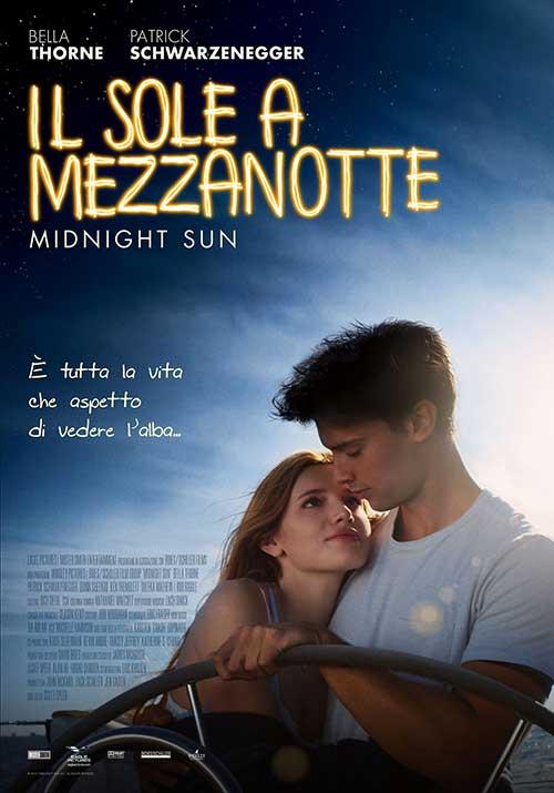 Il Sole a Mezzanotte poster film