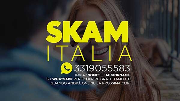 WhatsApp Skam Italia