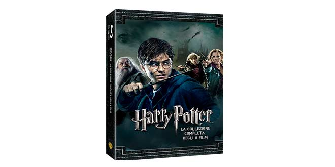 HARRY POTTER film STANDARD blu-ray