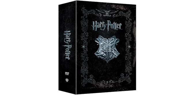 HARRY POTTER film cofanetto DVD
