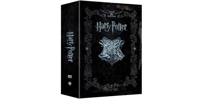 HARRY POTTER film cofanetto DVD