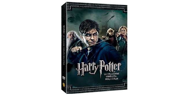 HARRY POTTER film STANDARD DVD