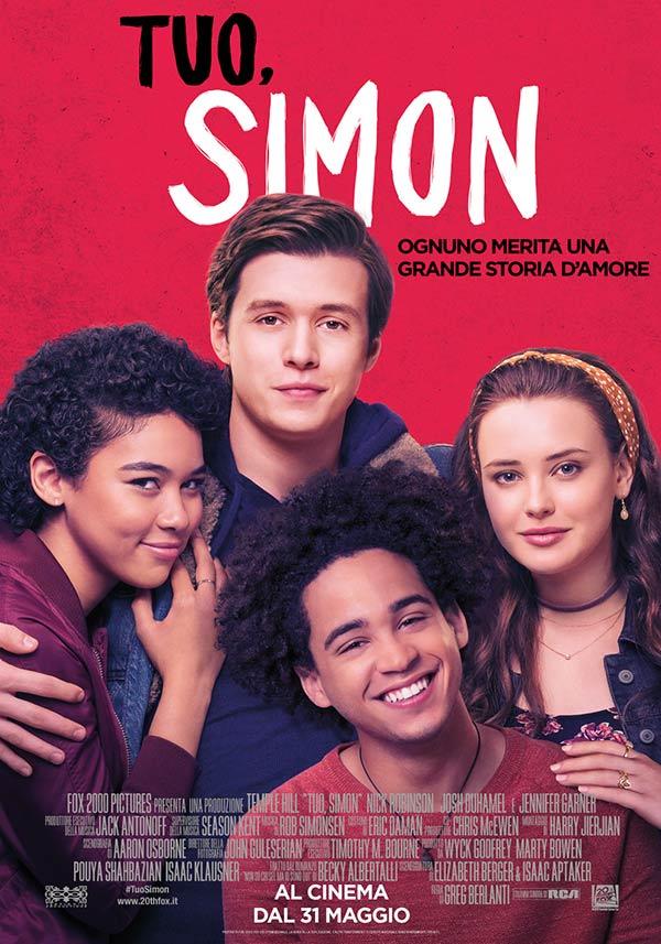 poster Tuo Simon Nick Robinson
