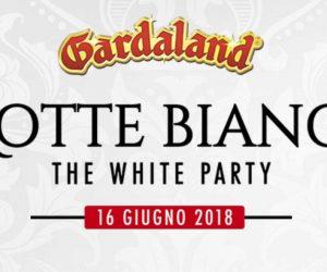 Gardaland Notte Bianca 2018 biglietti