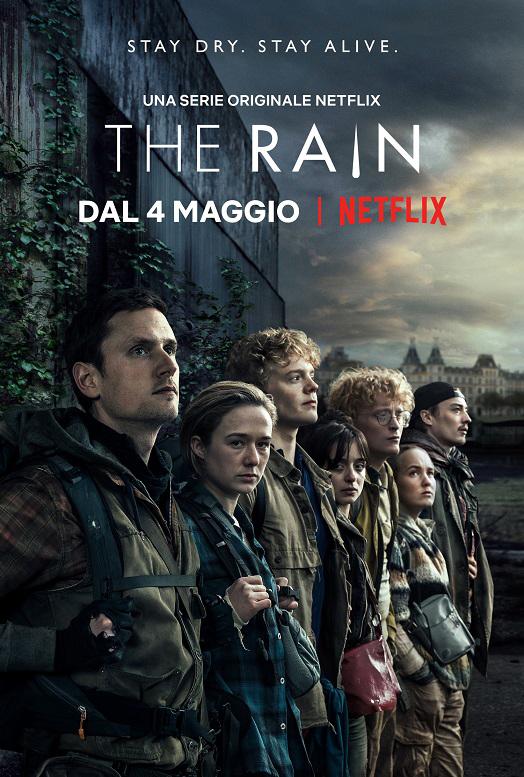 The Rain Serie Stream