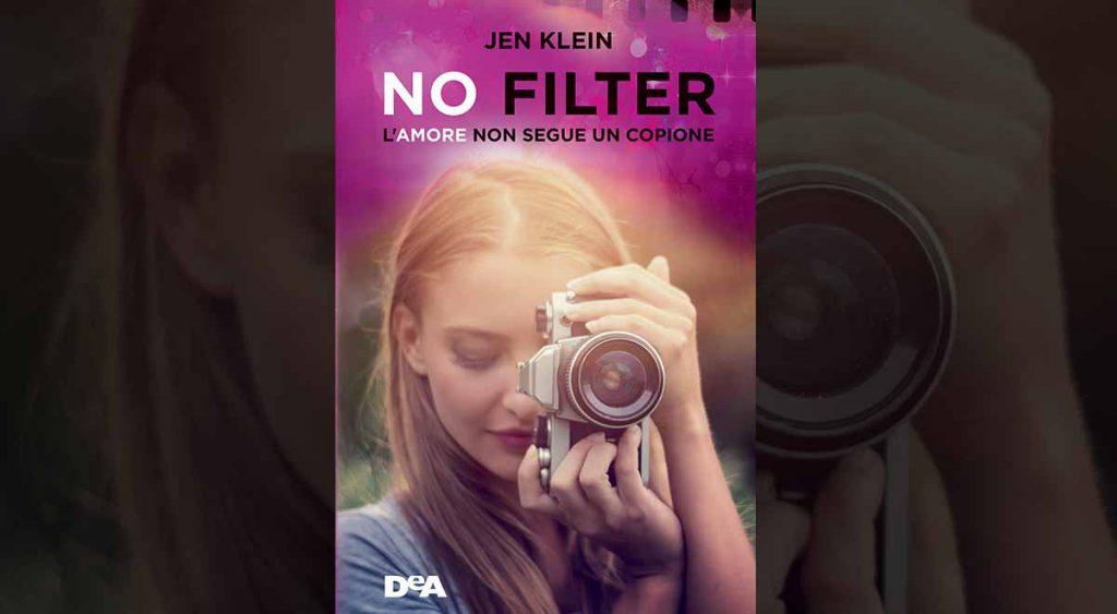 No Filter Jen Klein libro