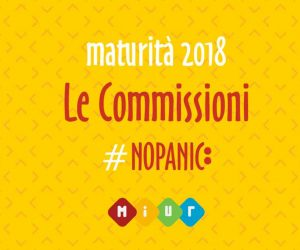 Maturita 2018 commissioni esami stato