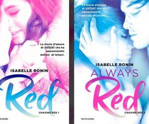 Red Always Red libri