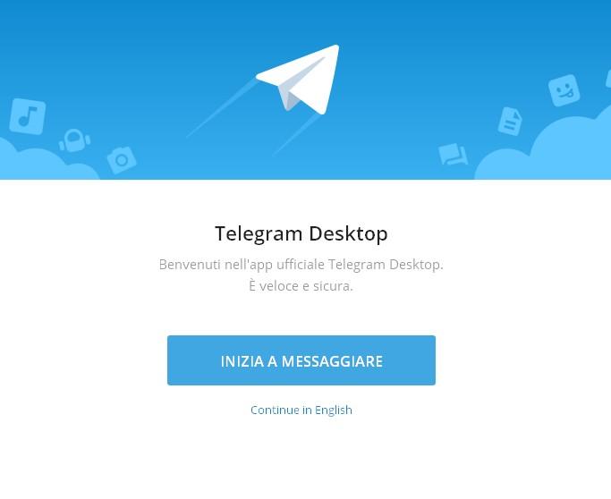 telegram-schermata-accesso-da-desktop