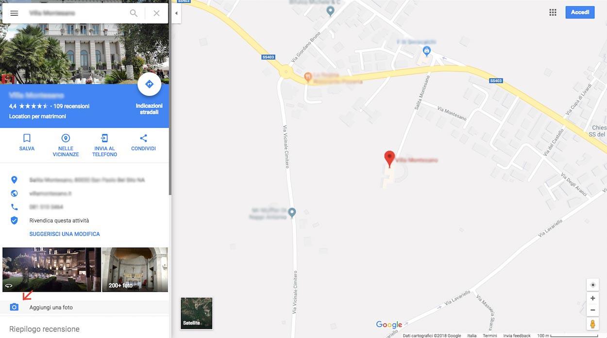 schermata-impresa-su-google-maps