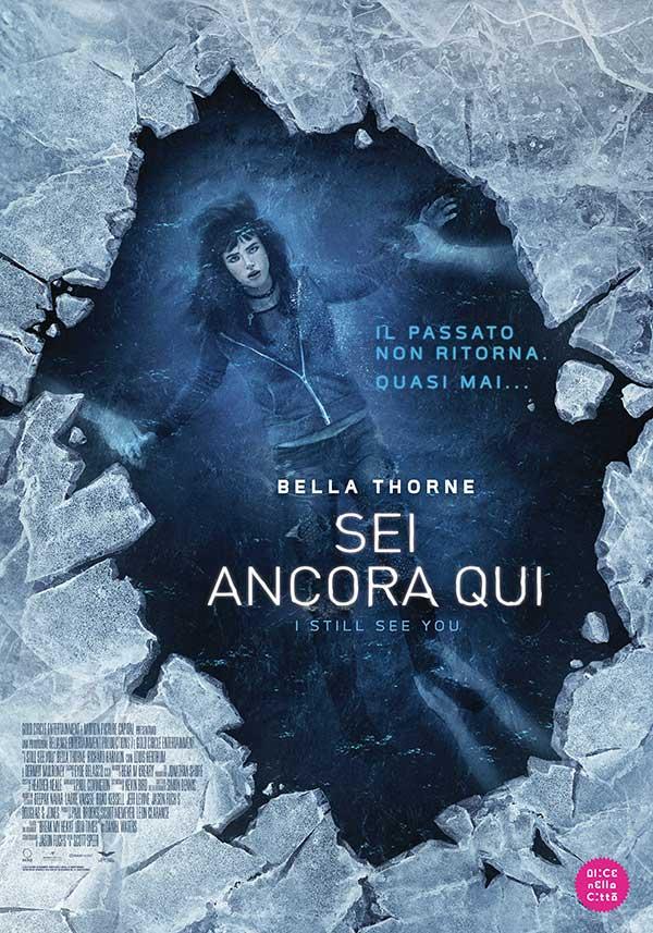 SEI ANCORA QUI poster italiano film