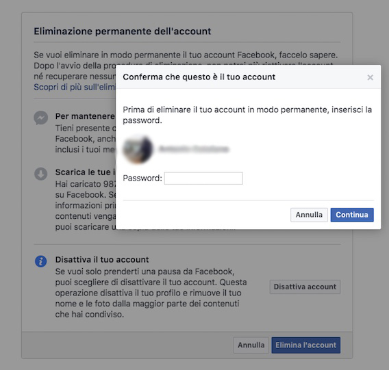 password-eliminazione-account-fb
