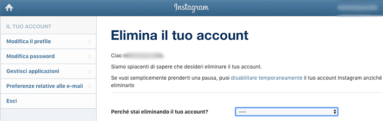 Come cancellare cronologia Instagram | Salvatore Aranzulla