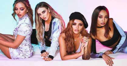Little Mix nuovo album 2018